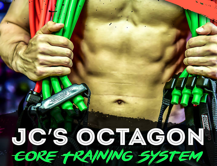 JC's Octagon Training Certification