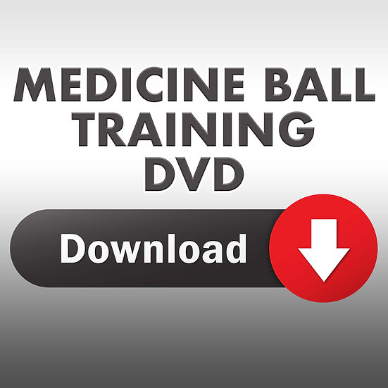 The Essence of Medicine Ball Training (Downloadable DVD)
