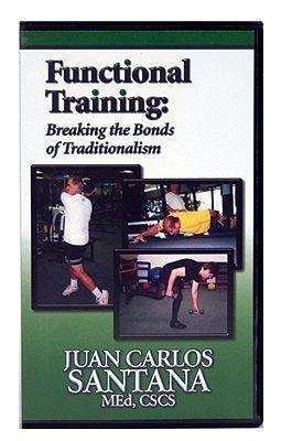 Functional Training: Breaking the Bonds of Traditionalism DVD
