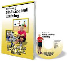 Medicine Ball Training DVD