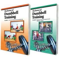 Dumbbell Training DVDs