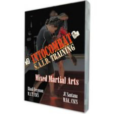 S.A.I.D. MMA Training DVD