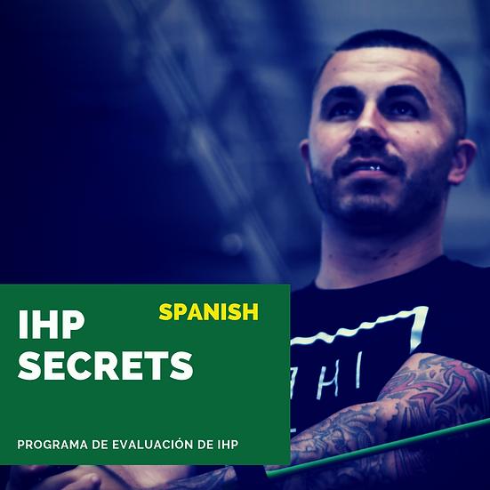 Programa de Evaluación de IHP