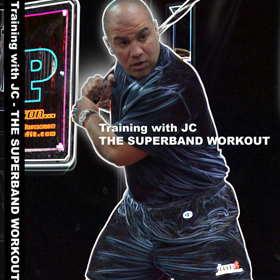 The Superband Workout DVD