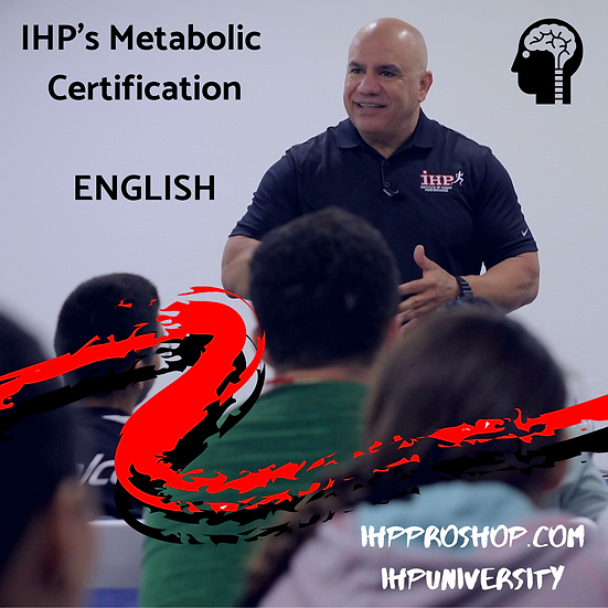 Metabolic Training Certification