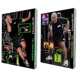 FitMoves for Sports Vol. 1 & Vol. 2 DVDs