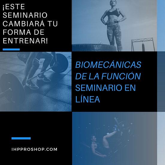 Biomecánica de la Función