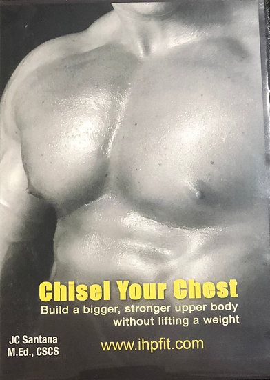 Chisel your Chest DVD