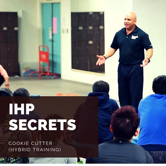 Cookie Cutter Program with JC Santana (Hybrid Training)