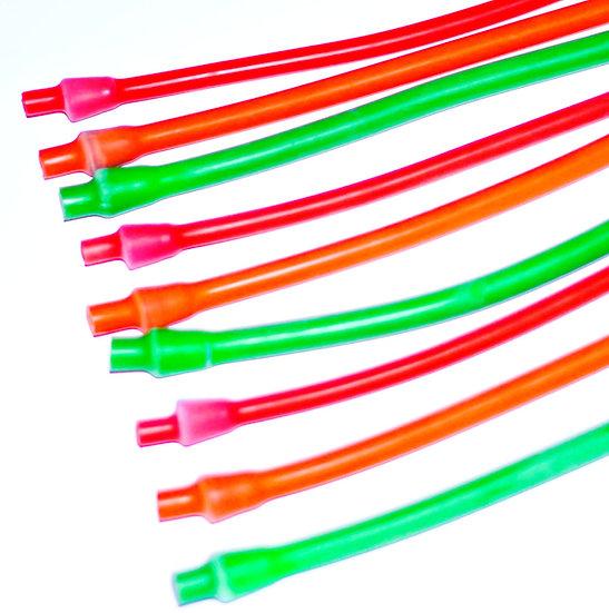 Bandas de Repuesto (Rosa, Naranja, Verde)
