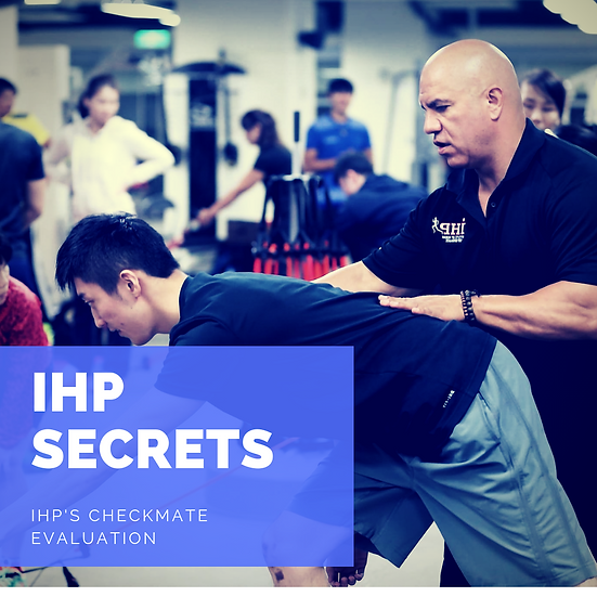 IHP Checkmate Evaluation with JC Santana