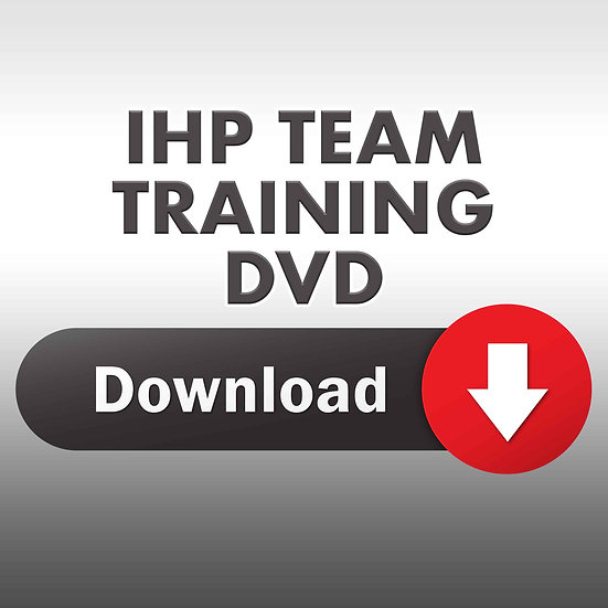 IHP Team Training (In The Raw - Downloadable DVD)