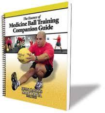 Medicine Ball Training Companion Guide