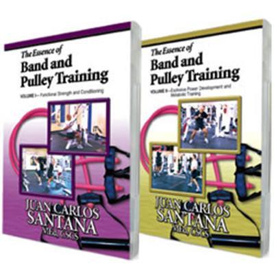 Band & Pulley Training Vol. 1 & Vol 2.