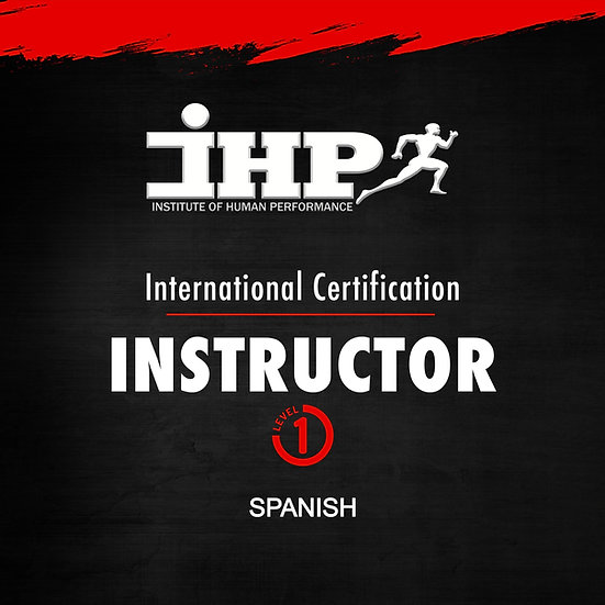 Fitness Instructor Certificación – CURSO #1