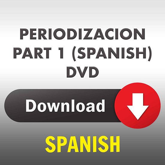 Periodización y programación Parte 1 – Periodización (JC Santana con Justo Aon)
