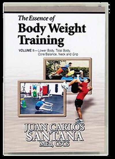 The Essence of Bodyweight Training DVD Vol. 2