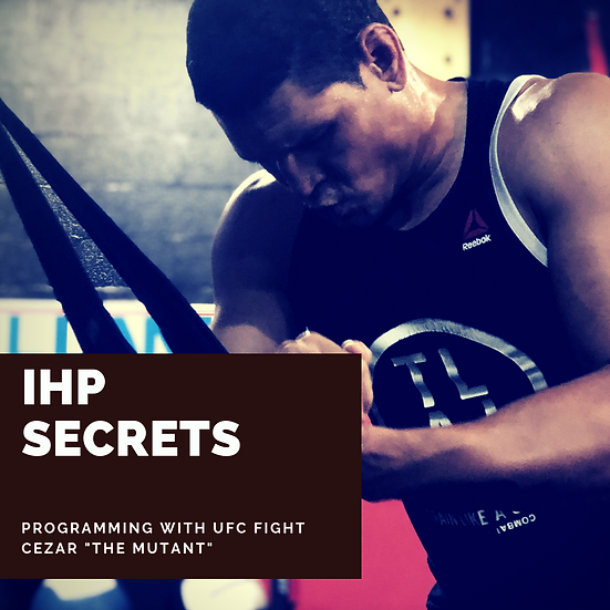 "Programming with JC and UFC Fighter Cezar ""The Mutant"""