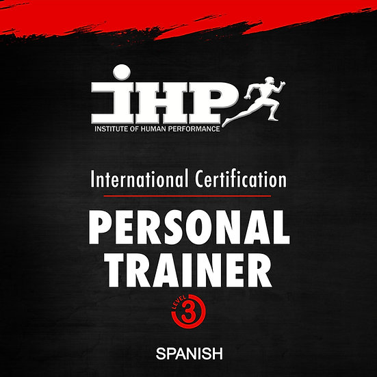 Nuevo Personal Training Certification (Spanish)