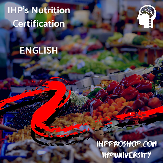 IHP Online Nutritional Course