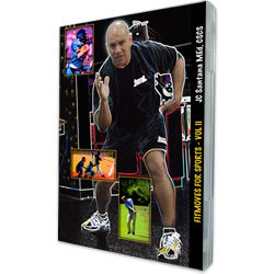 FitMoves for Sports Vol. 2 DVD