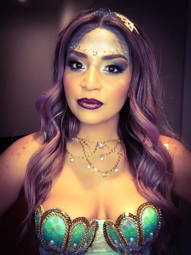 Mermaid Night