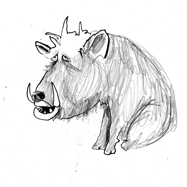Boris the Boar