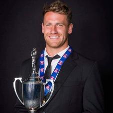 2019 Grogan Medallist; Frazer Neate