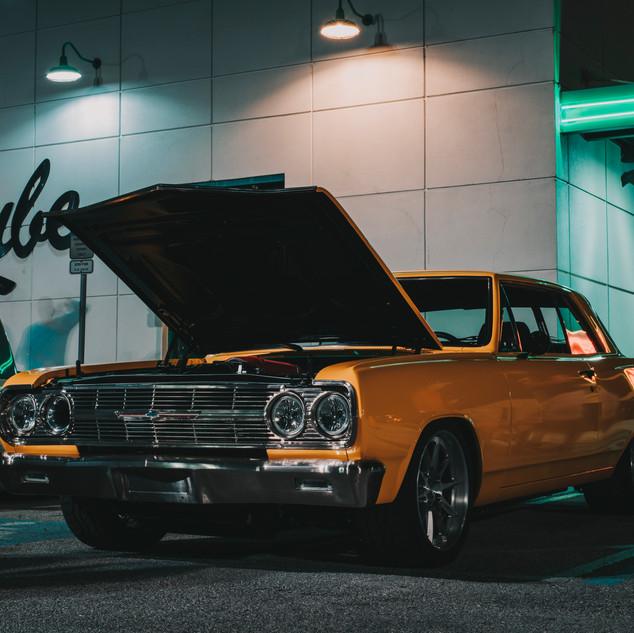 C2DG Yellow Malibu