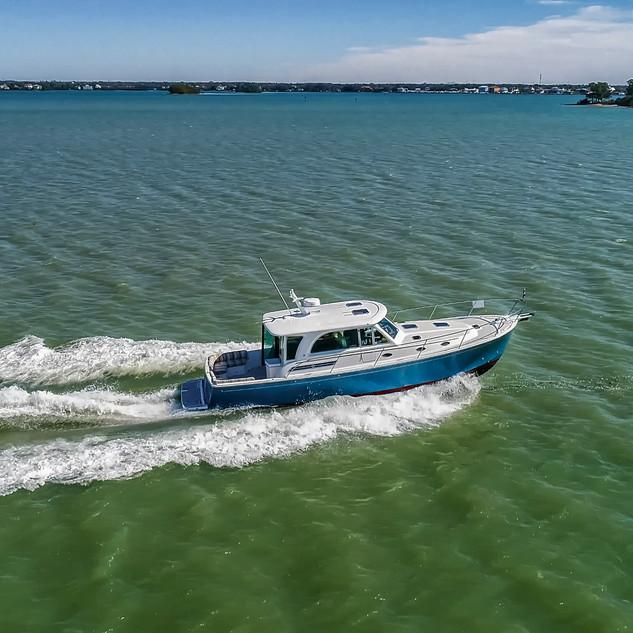 C2DG CICI Yacht