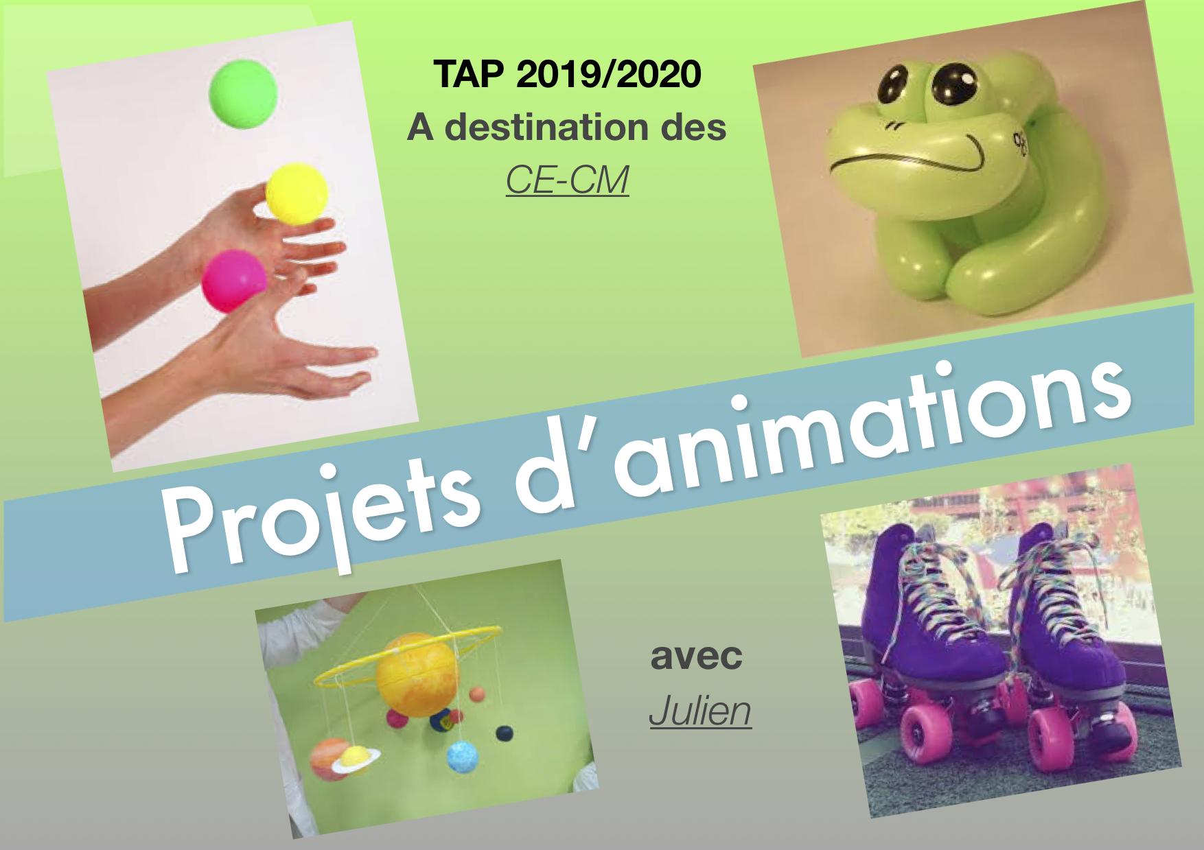 TAP CE-CM Julien