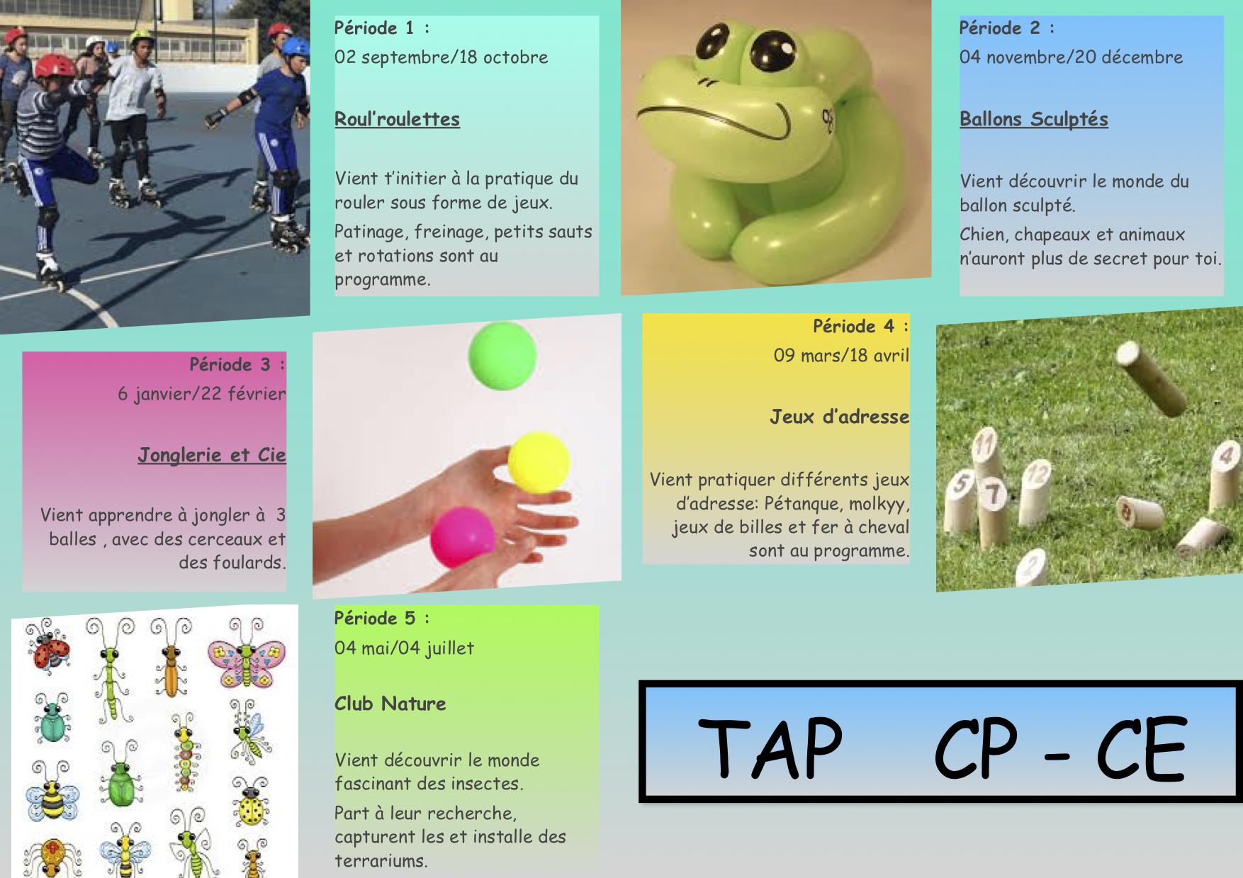 TAP CP-CE Julien 2