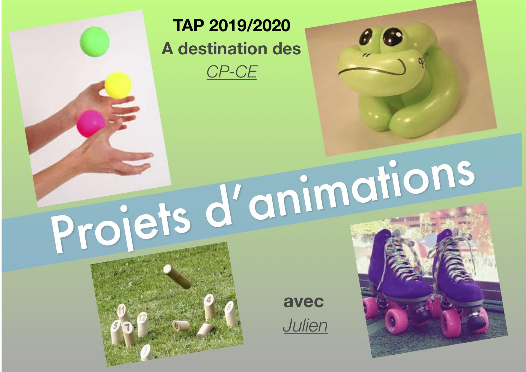 TAP CP-CE Julien
