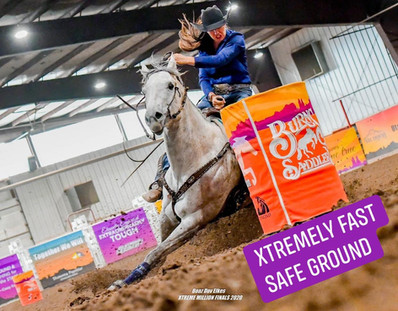 Xtreme Barrel Racing