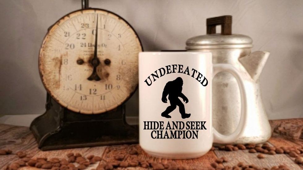 Undefeated Hide and Seek Champion