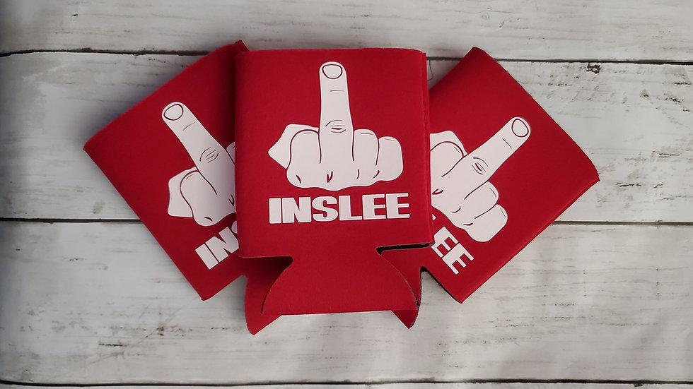 Fuck Inslee Koozie