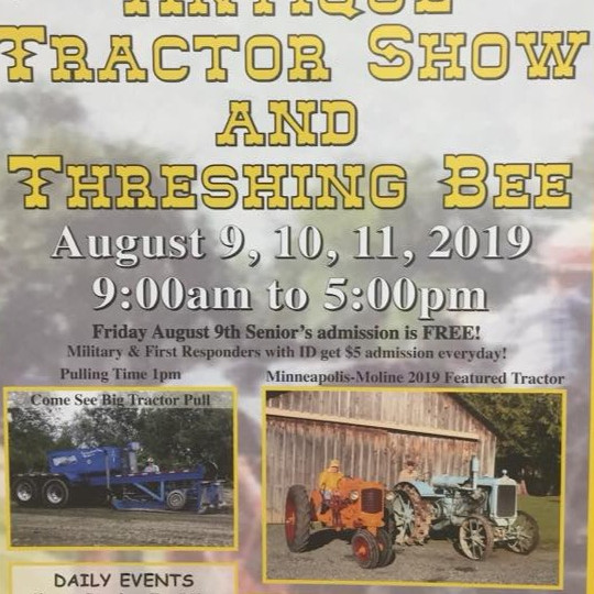Sky Valley Stock and Antique Tractor Show