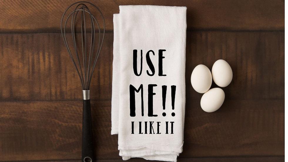 Use Me! I Like It