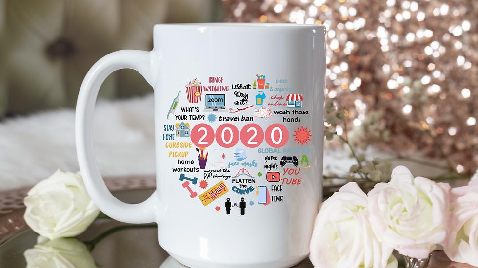 2020 Pandemic Mug