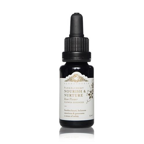 Nourish & Nurture — Rose flower essence (15ml)