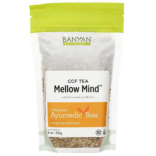 Mellow Mind CCF Tea (with Brahmi and Chamomile)