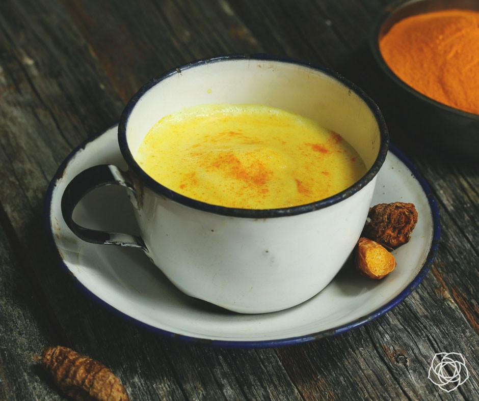 Ayurveda, Golden Milk