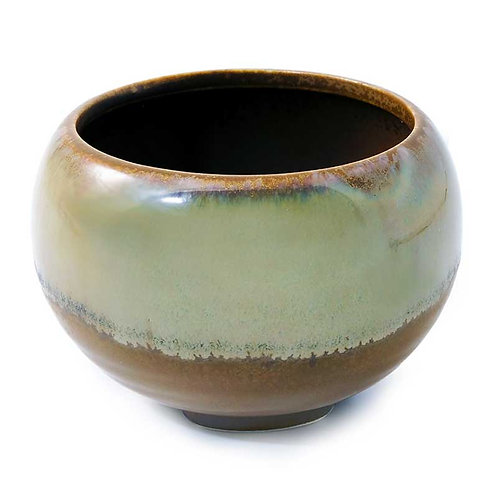Ceramic Incense Bowl (Shoyeido, Japan)