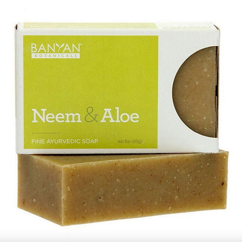 Neem & Aloe Soap