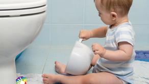 Toileting is the first opportunity for your child to experience independence.