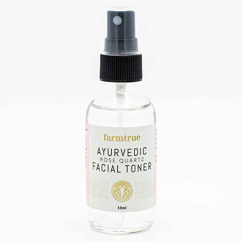 Rose Quartz Ayurvedic Facial Toner