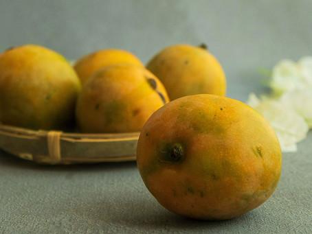 "Mango Coconut Vegan ""Sabayon"""