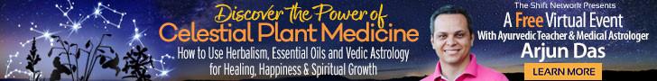 Ayurvedic Plant Medicine Meets Vedic Astrology with Arjun Das
