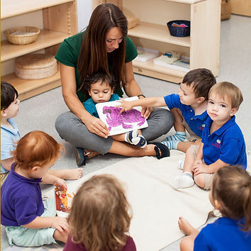 Daily reading with our toddlers in preparation for reading
