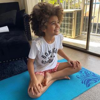 Yoga & Art Class through Zoom